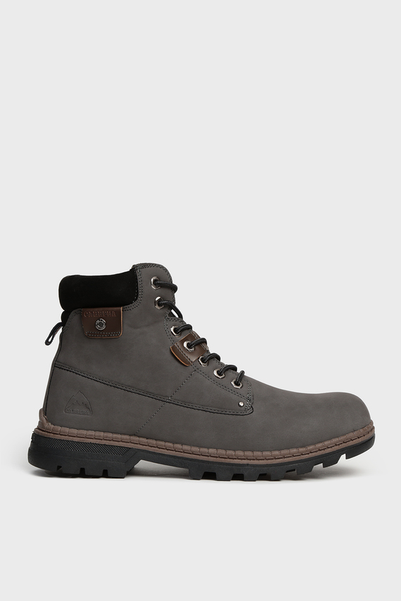 Мужские темно-серые ботинки NEVADA NBX