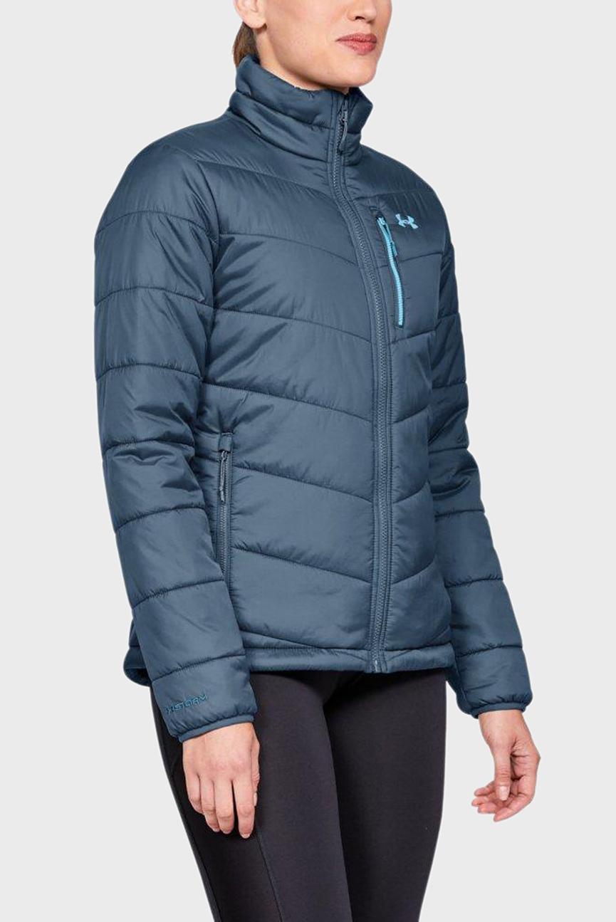 Женская синяя куртка FC Insulated Jacket