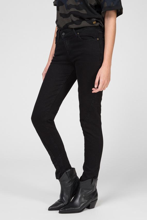 Женские черные джинсы Joci 3D Mid Slim