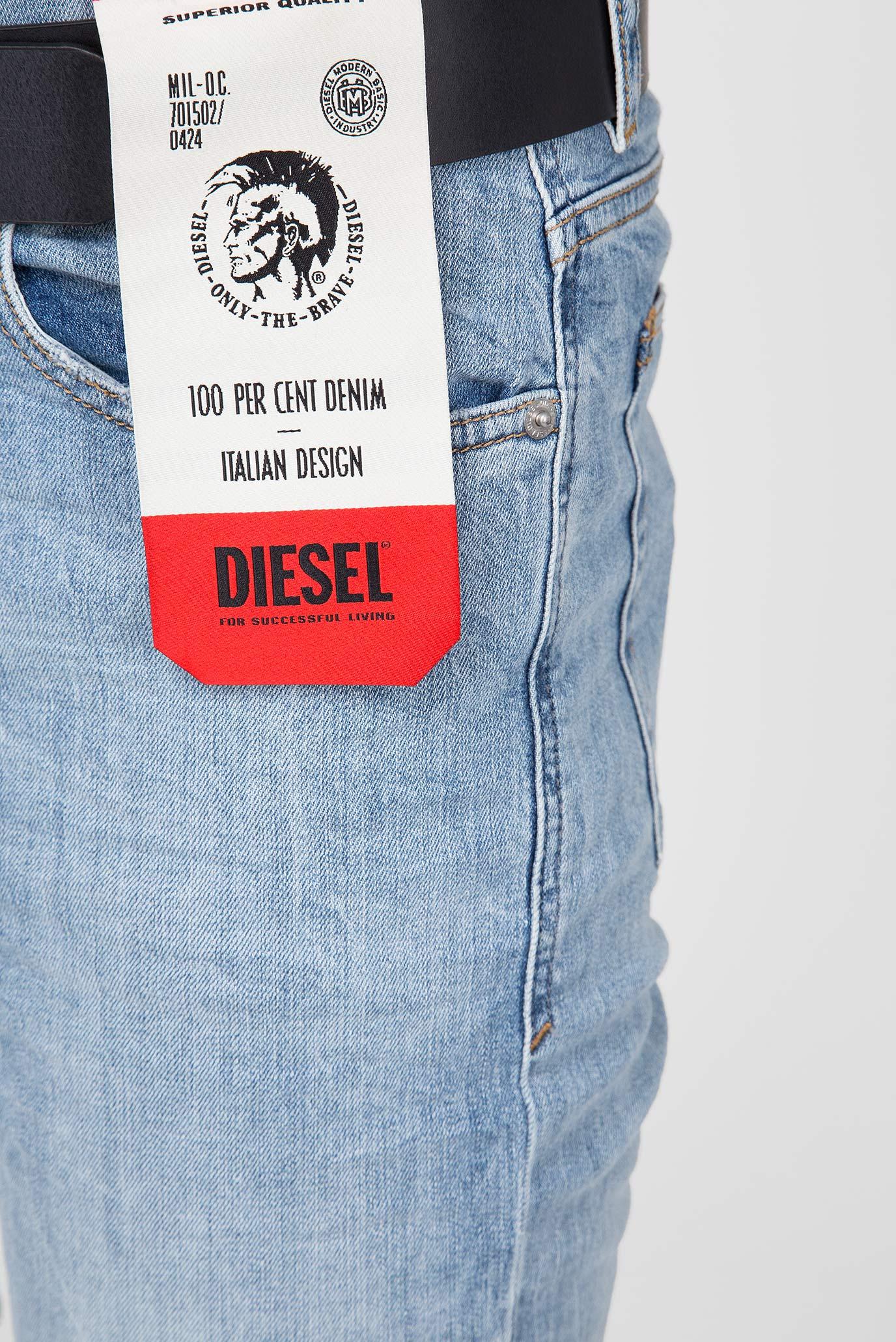 68d5d6cd2fd1 Купить Мужские голубые джинсы D-VIDER Diesel Diesel 00SSQ3 081AL – Киев,  Украина. Цены в интернет магазине ...