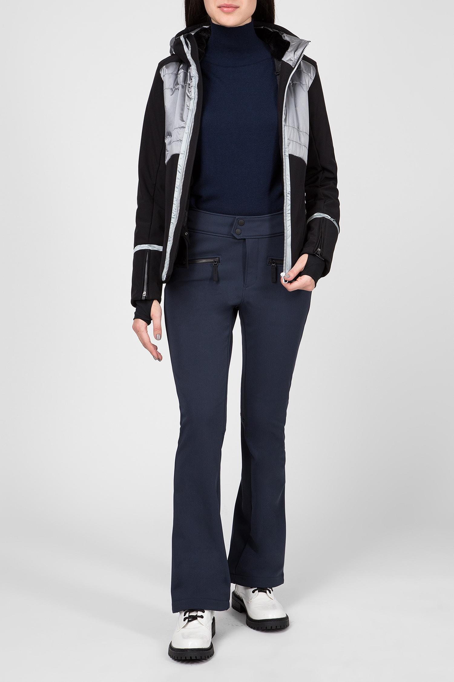 Купить Женская черная лыжная куртка CMP CMP 38W0836-84BM – Киев, Украина. Цены в интернет магазине MD Fashion