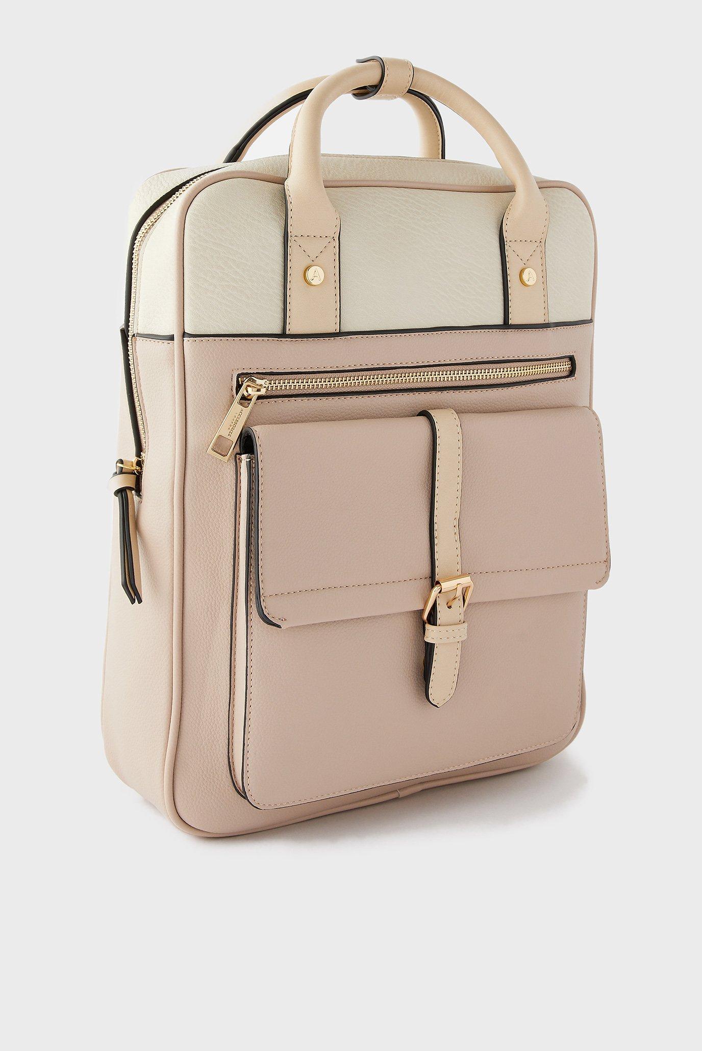 Женский бежевый рюкзак Harrie Backpack 1