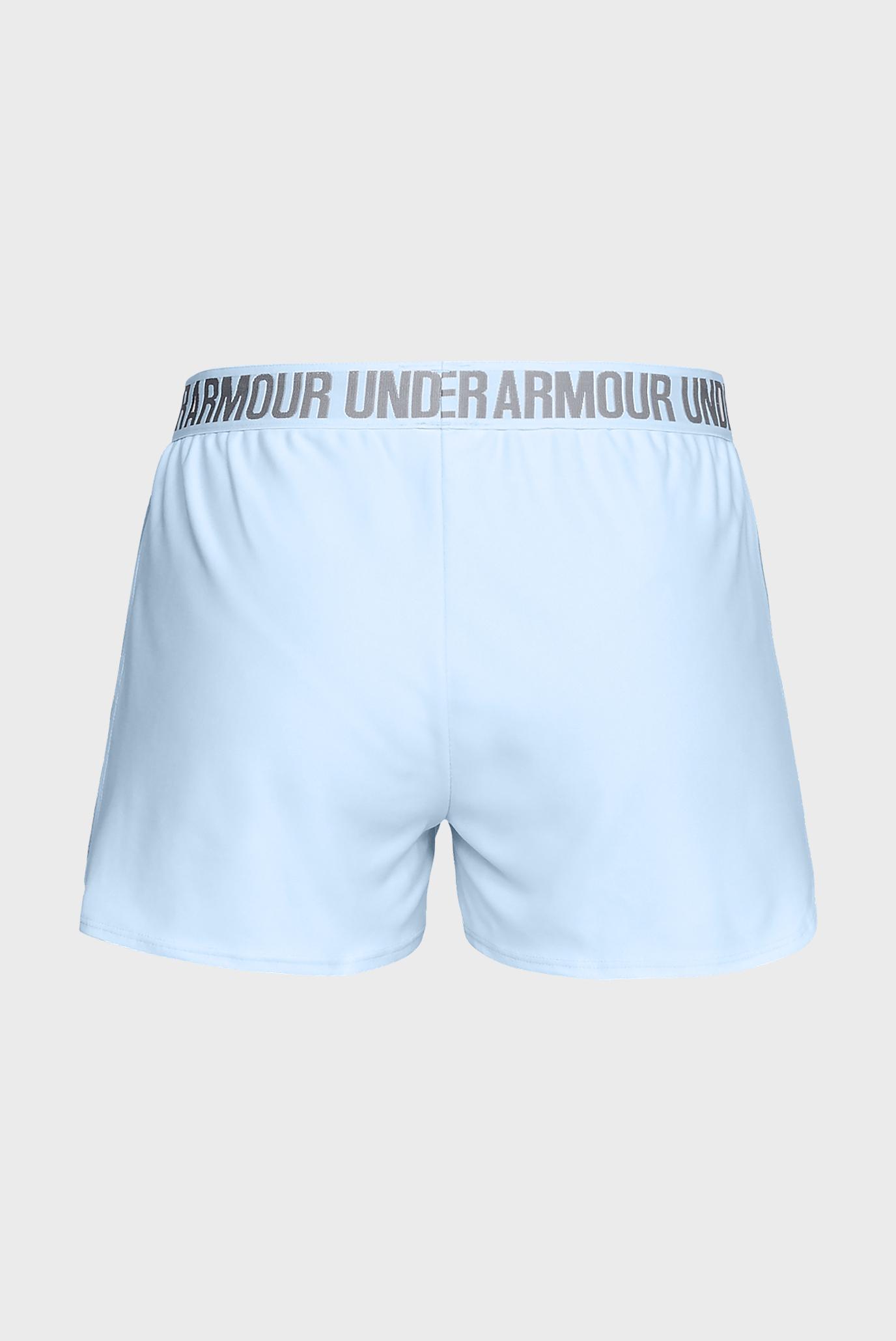Купить Женские голубые шорты Play Up Short 2.0 Under Armour Under Armour 1292231-441 – Киев, Украина. Цены в интернет магазине MD Fashion