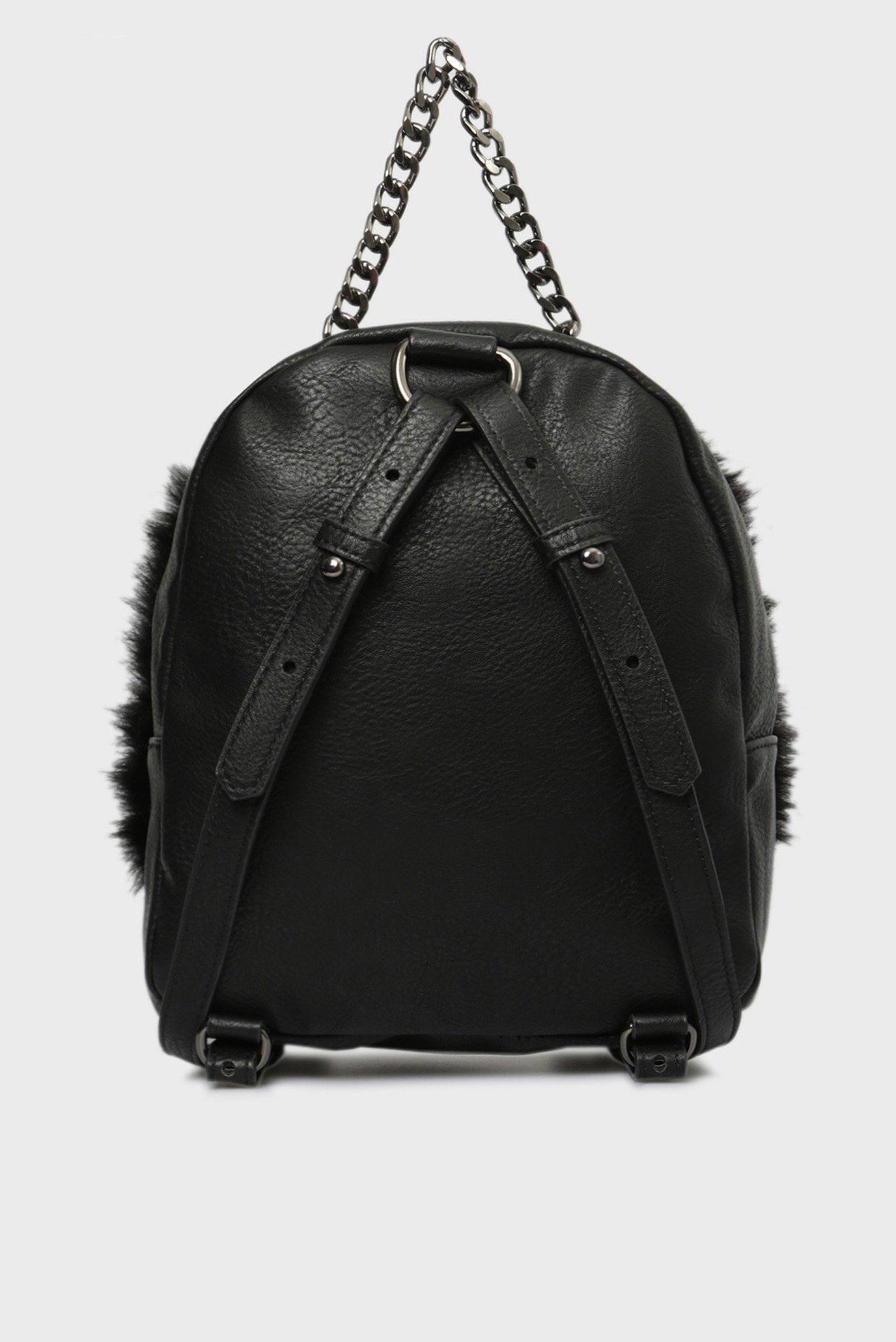 Купить Женский черный рюкзак Replay Replay FW3792.000.A0258 – Киев, Украина. Цены в интернет магазине MD Fashion