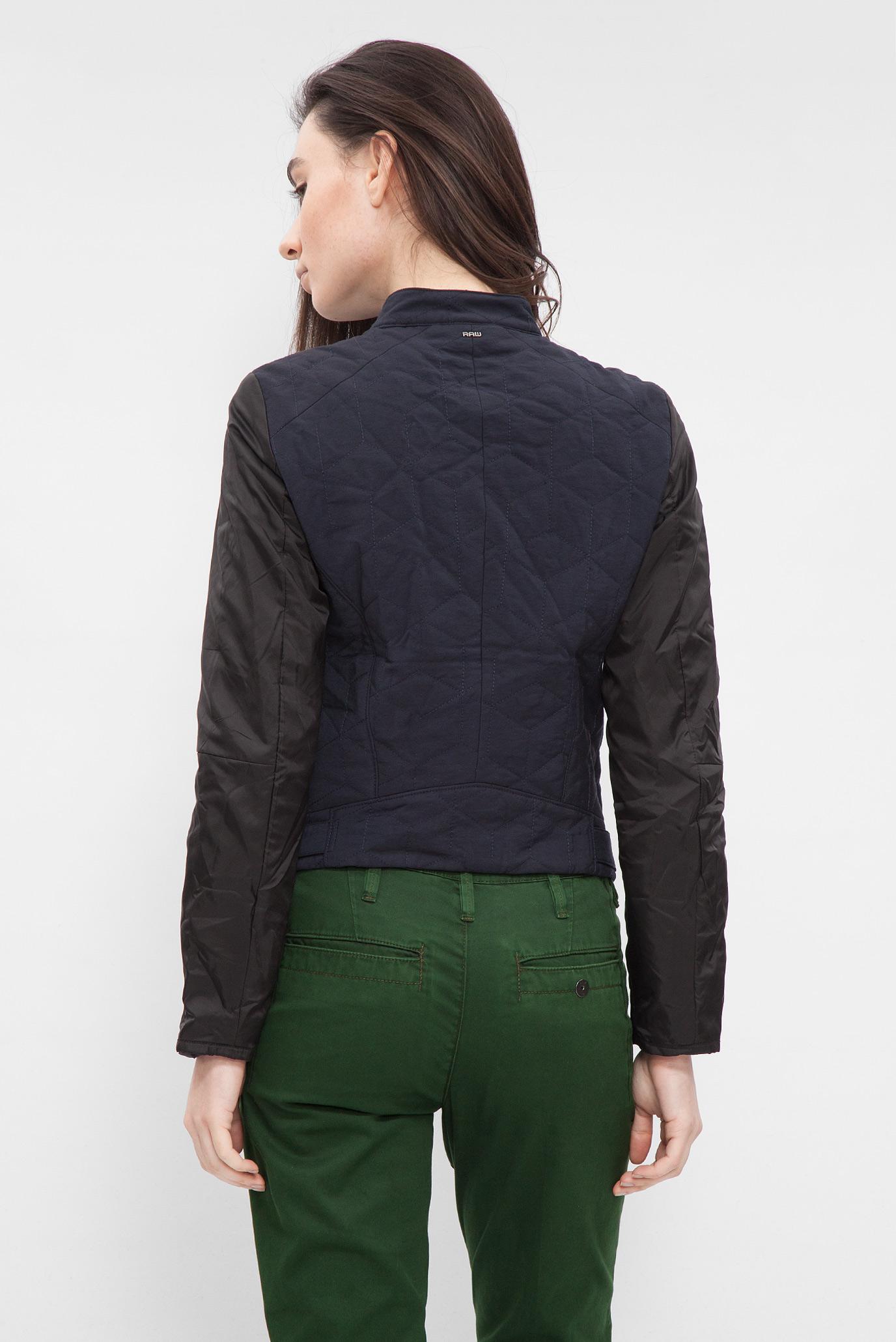 Купить Женская темно-синяя куртка G-Star RAW G-Star RAW D01867,7063 – Киев, Украина. Цены в интернет магазине MD Fashion