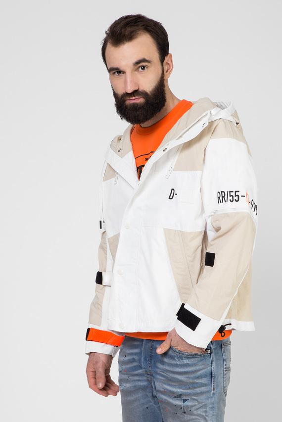 Мужская белая куртка J-REED