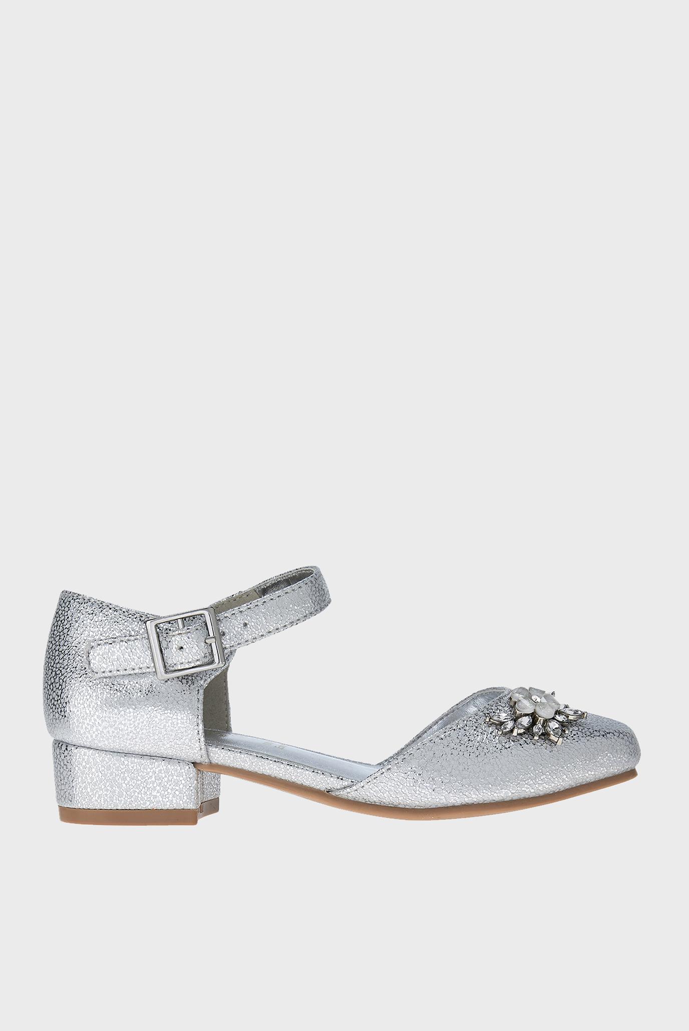 3a766d50 Купить Детские серебристые туфли Monsoon Children Monsoon Children 311020 –  Киев, Украина. Цены в интернет магазине MD Fashion