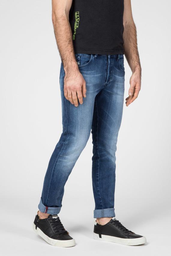 Мужские синие джинсы D-BAZER