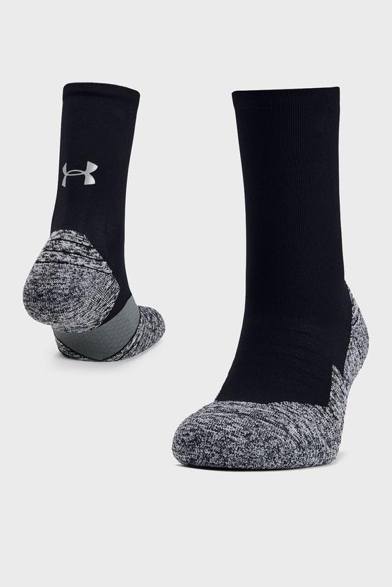 Черные спортивные носки (3 пары) UA Run Cushion Crew