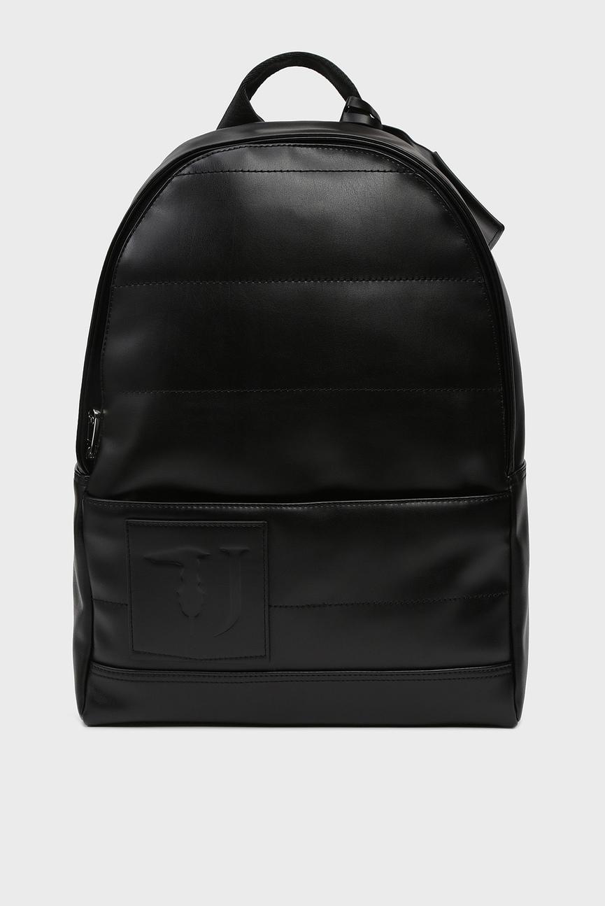 Мужской черный рюкзак TICI