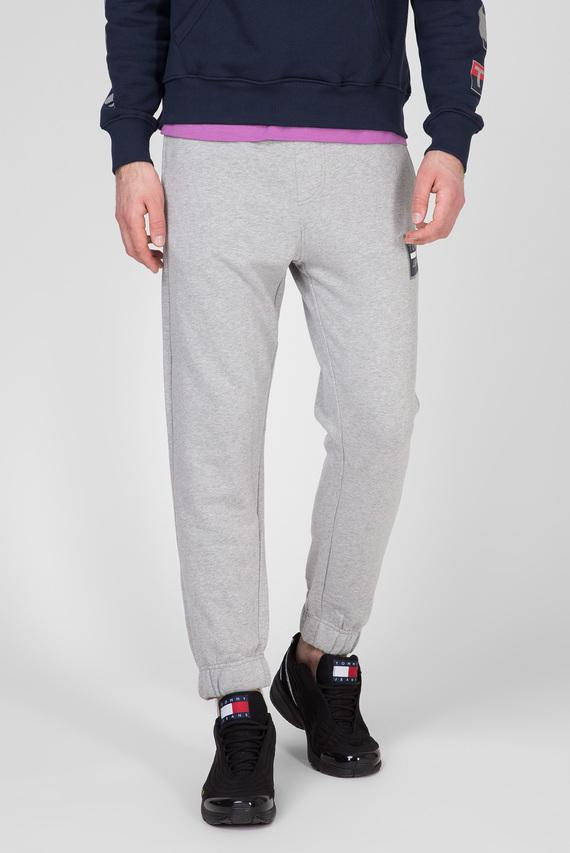 Мужские серые спортивные брюки TJM GRAPHIC