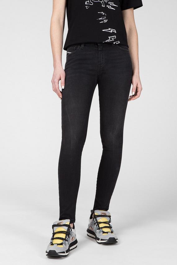 Женские черные джинсы SLANDY L.30