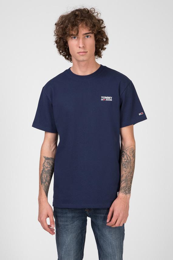 Мужская серая футболка TJM CHEST CORP LOGO