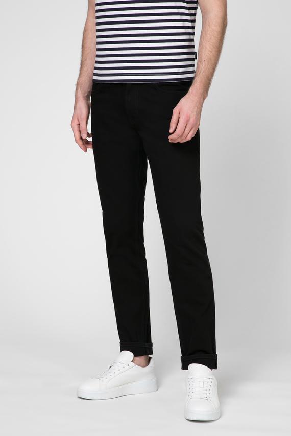 Мужские черные джинсы SLIM FIT