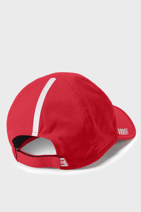 Мужская красная кепка Launch AV