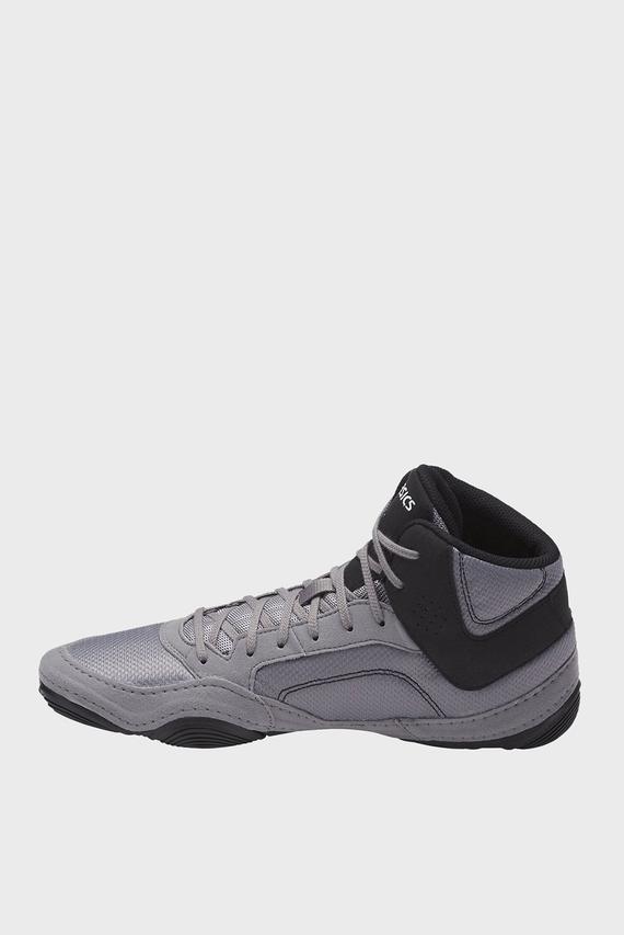 Мужские серые кроссовки для борьбы SNAPDOWN 2