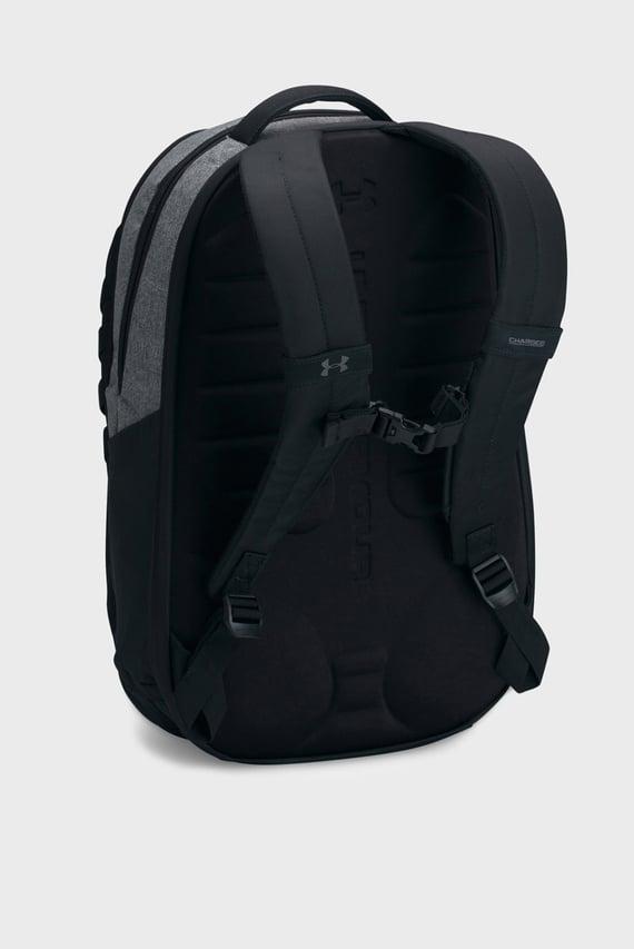 Серый рюкзак UA Hudson