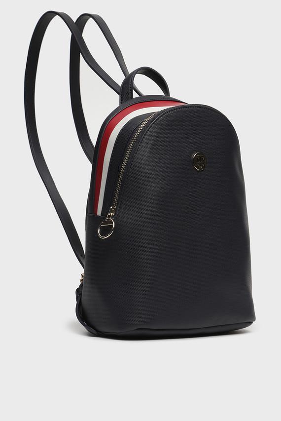 Женский темно-синий рюкзак EFFORTLESS SAFFIANO