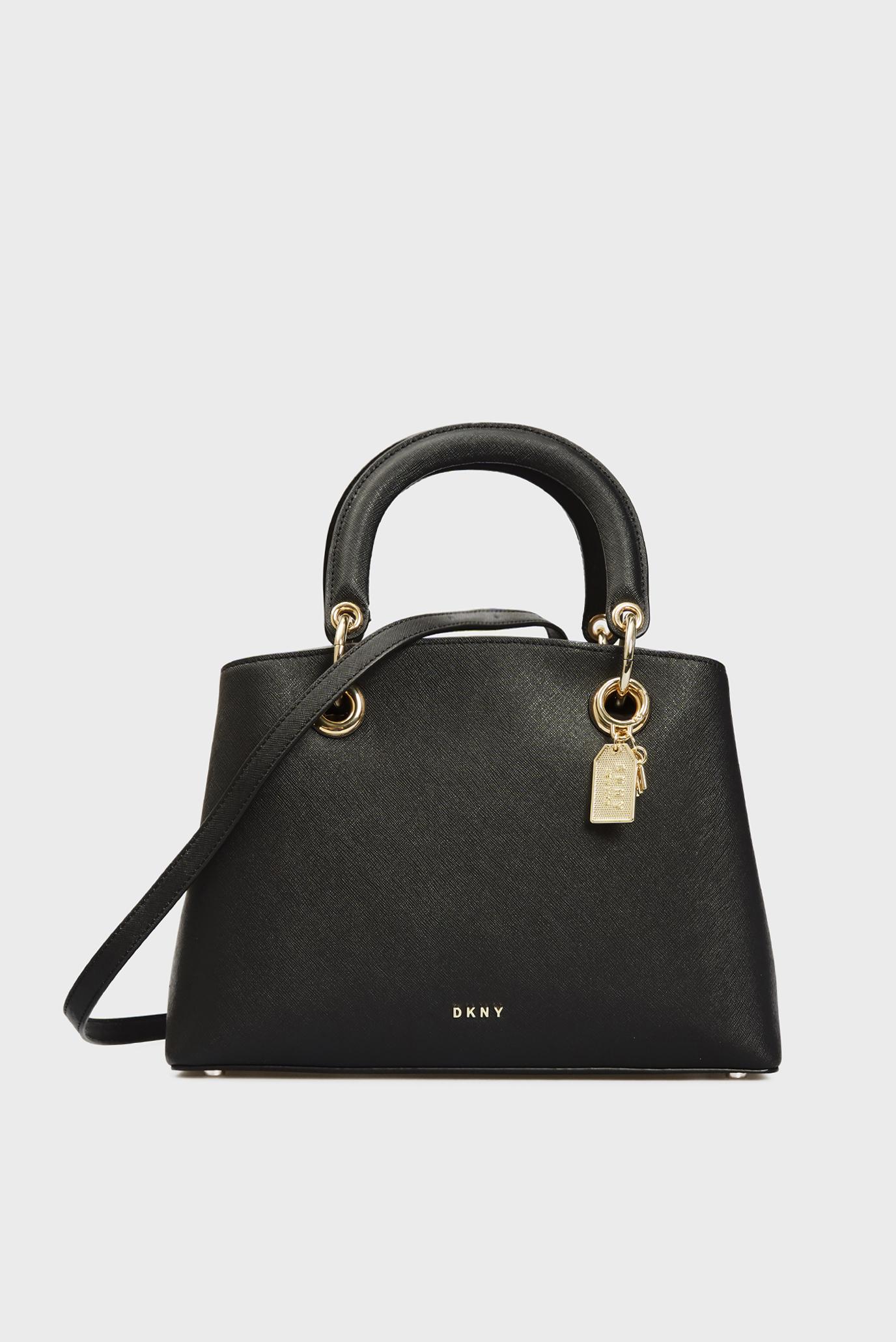 Женская черная сумка TONNY 1
