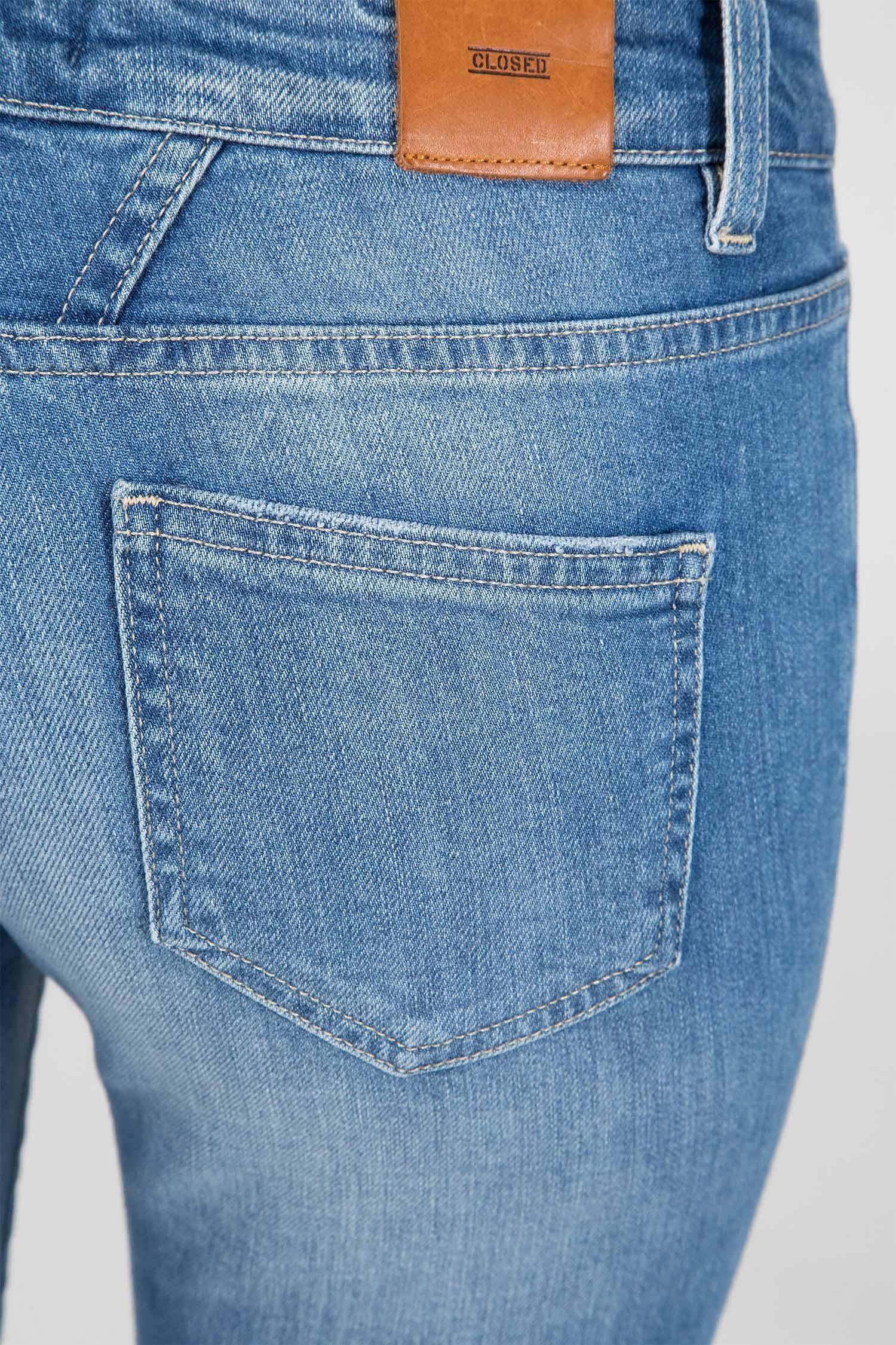 Купить Женские синие джинсы BAKER Closed Closed C91833-01S-RM-RM – Киев, Украина. Цены в интернет магазине MD Fashion