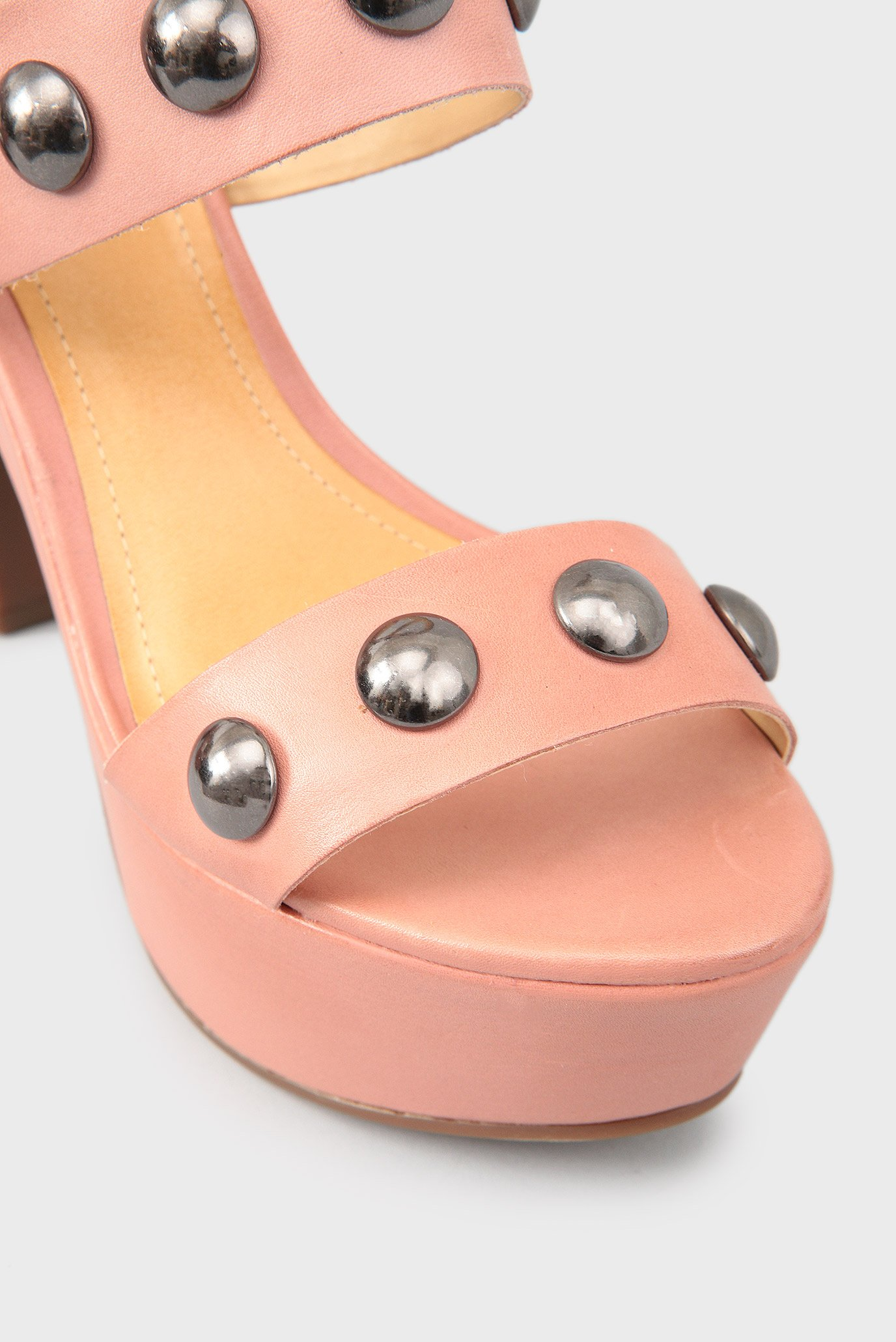 Купить Женские розовые кожаные босоножки Schutz  Schutz  S2028700260002 – Киев, Украина. Цены в интернет магазине MD Fashion