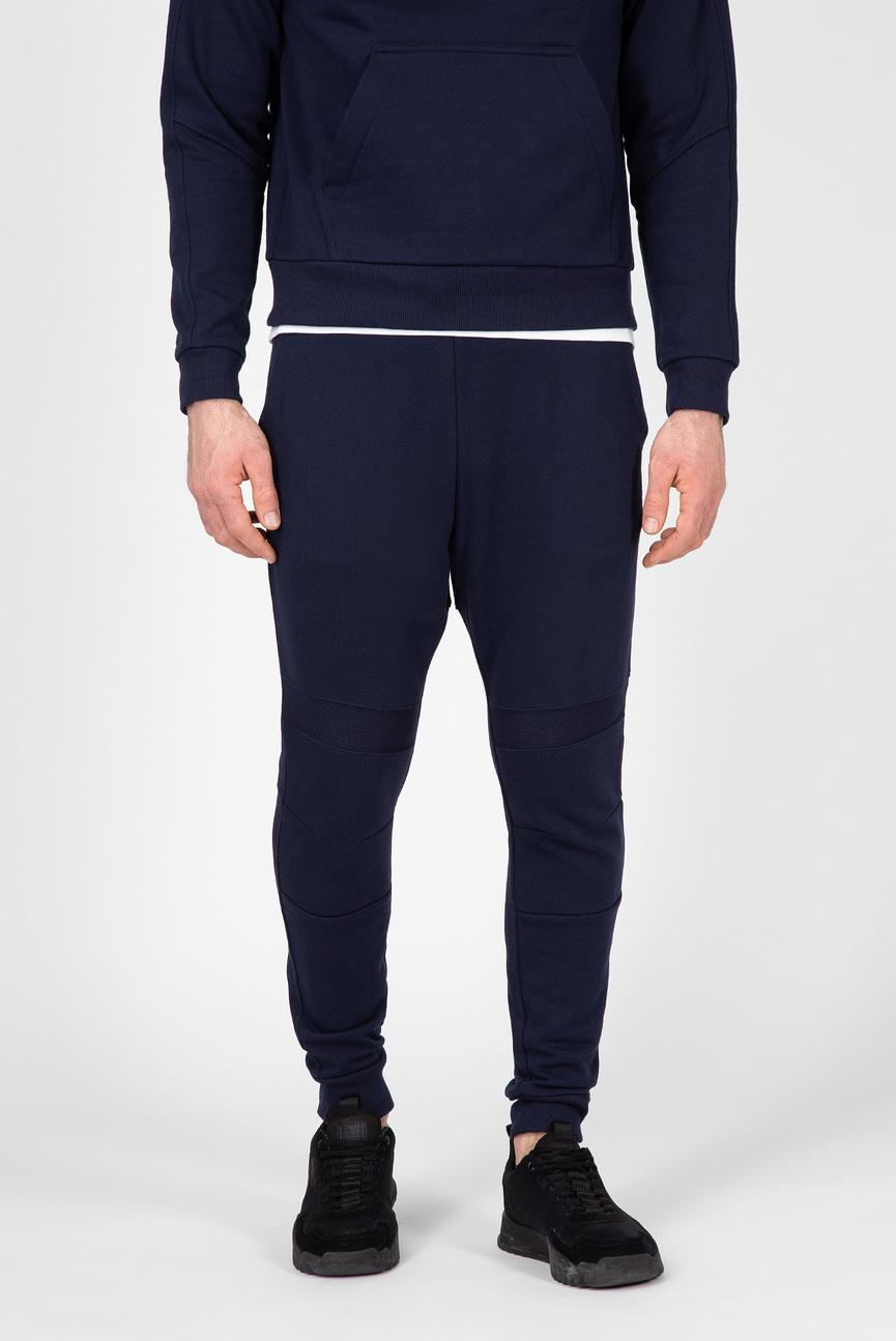 Мужские синие спортивные брюки Motac-X