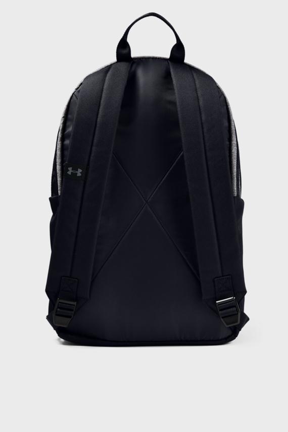 Черный рюкзак UA Loudon Backpack-GRY