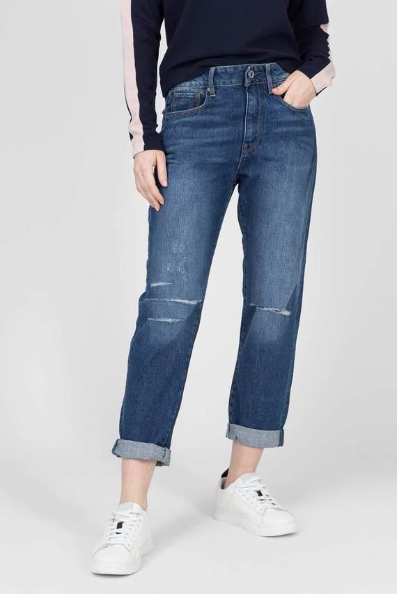 Женские синие джинсы 3301