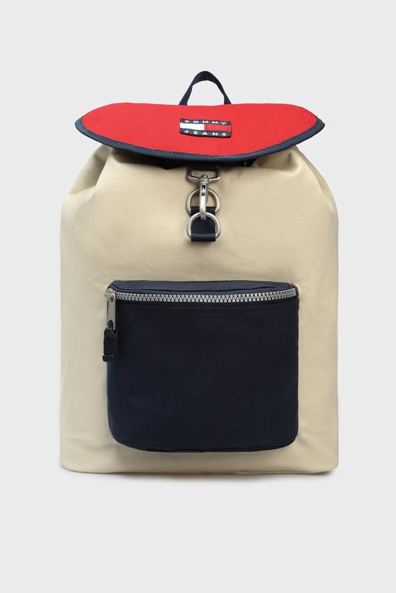 Мужской бежевый рюкзак ELEVATED