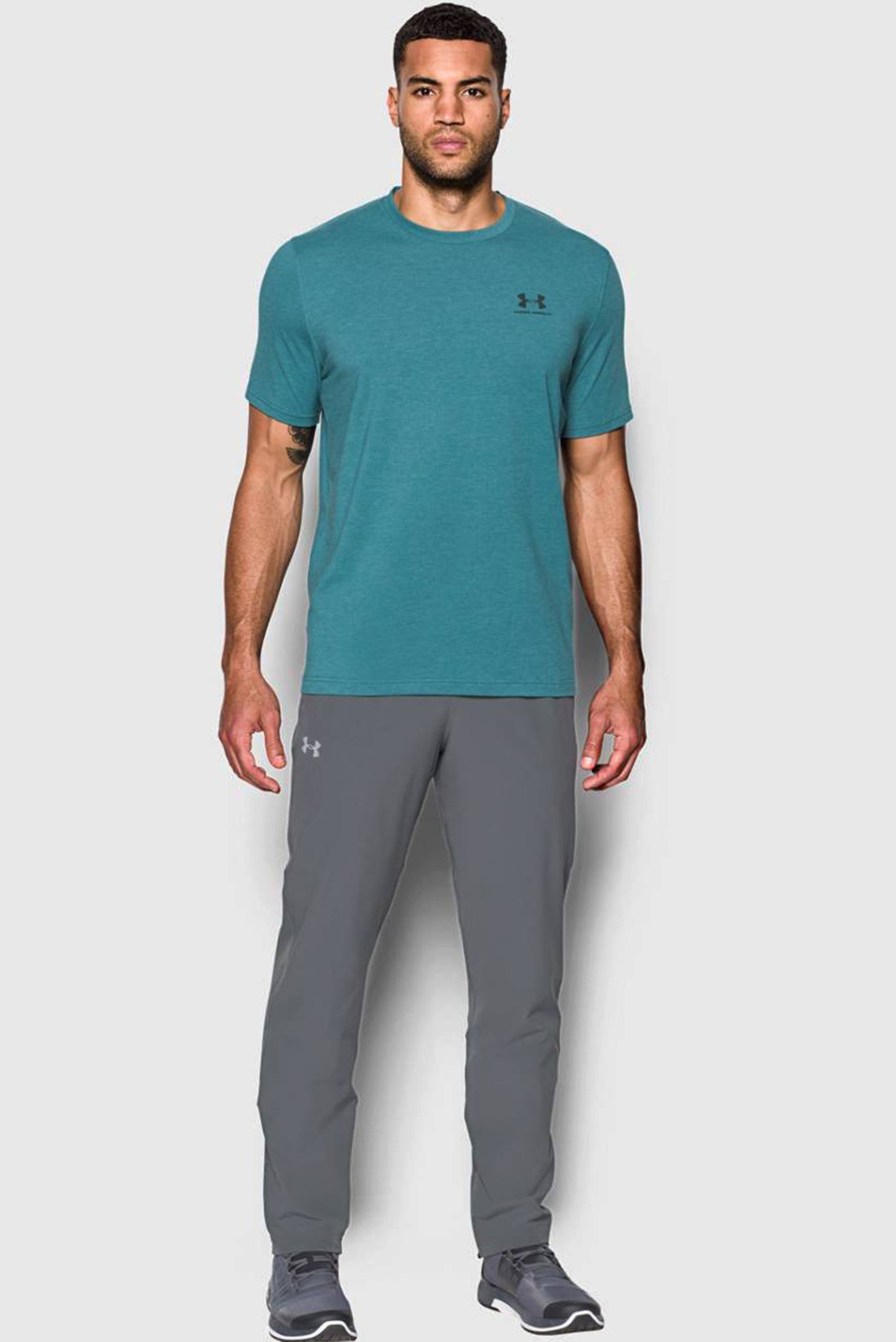 Купить Мужские серые брюки UA STORM VORTEX PANT Under Armour Under Armour 1298916-040 – Киев, Украина. Цены в интернет магазине MD Fashion