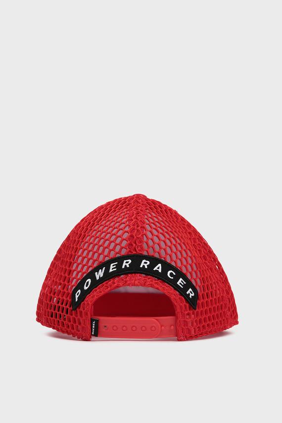 Красная кепка C-RACES