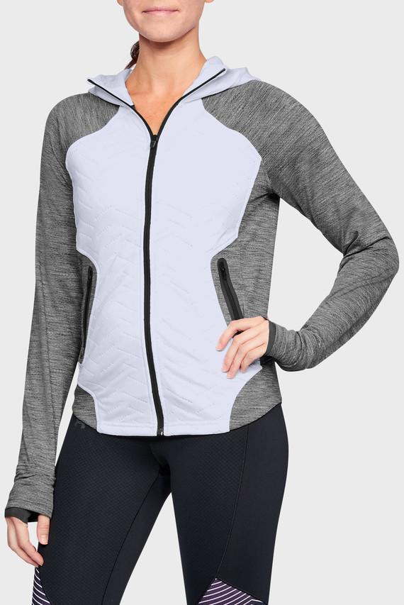 Женская светло-серая куртка UA Armour Reactor 3G FZ