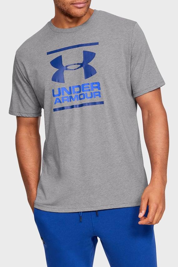 Мужская серая футболка UA GL Foundation SS T