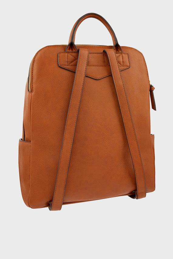 Женский коричневый рюкзак JUDY BACKPACK