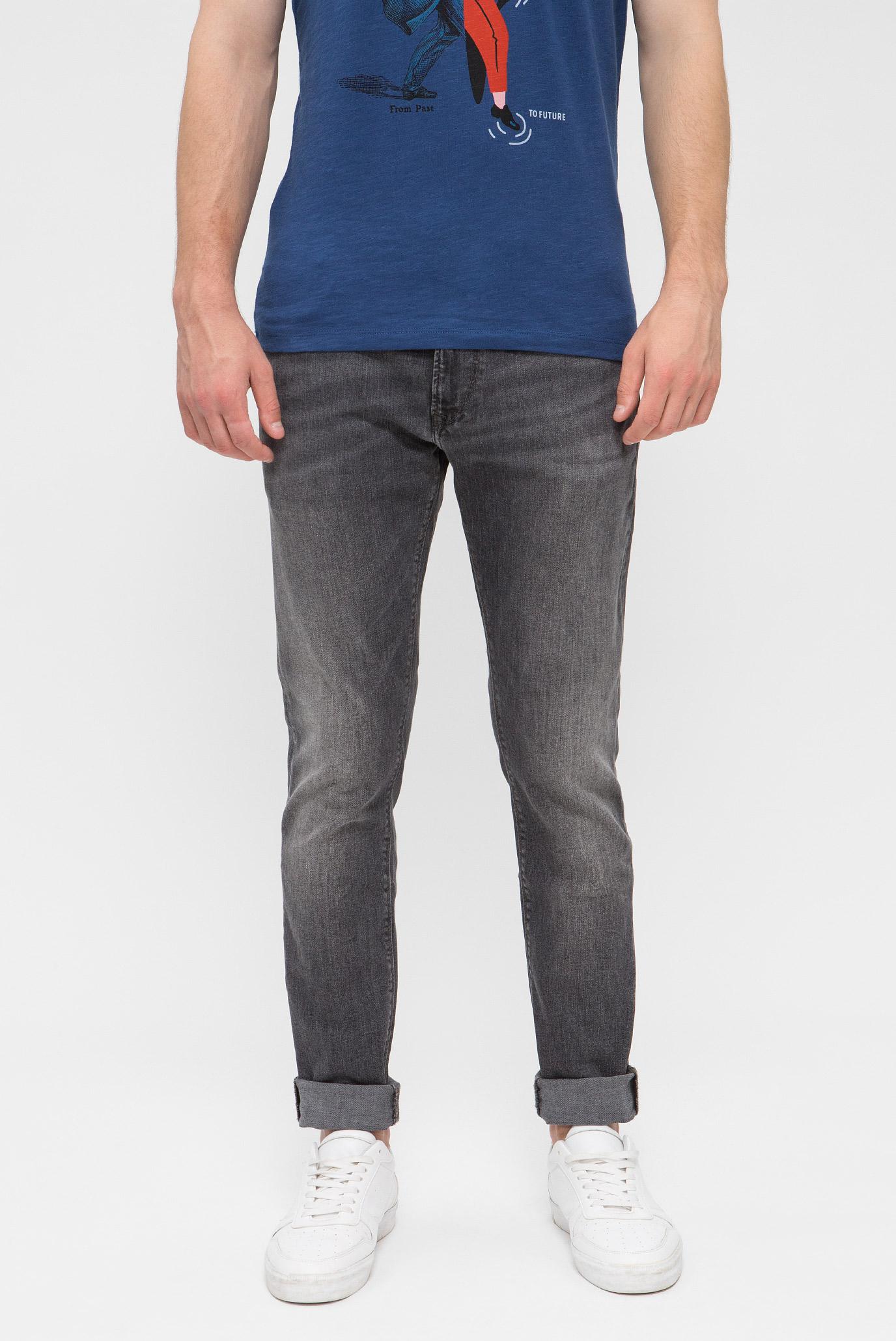 Купить Мужские серые джинсы STANLEY Pepe Jeans Pepe Jeans PM201705WC22 – Киев, Украина. Цены в интернет магазине MD Fashion