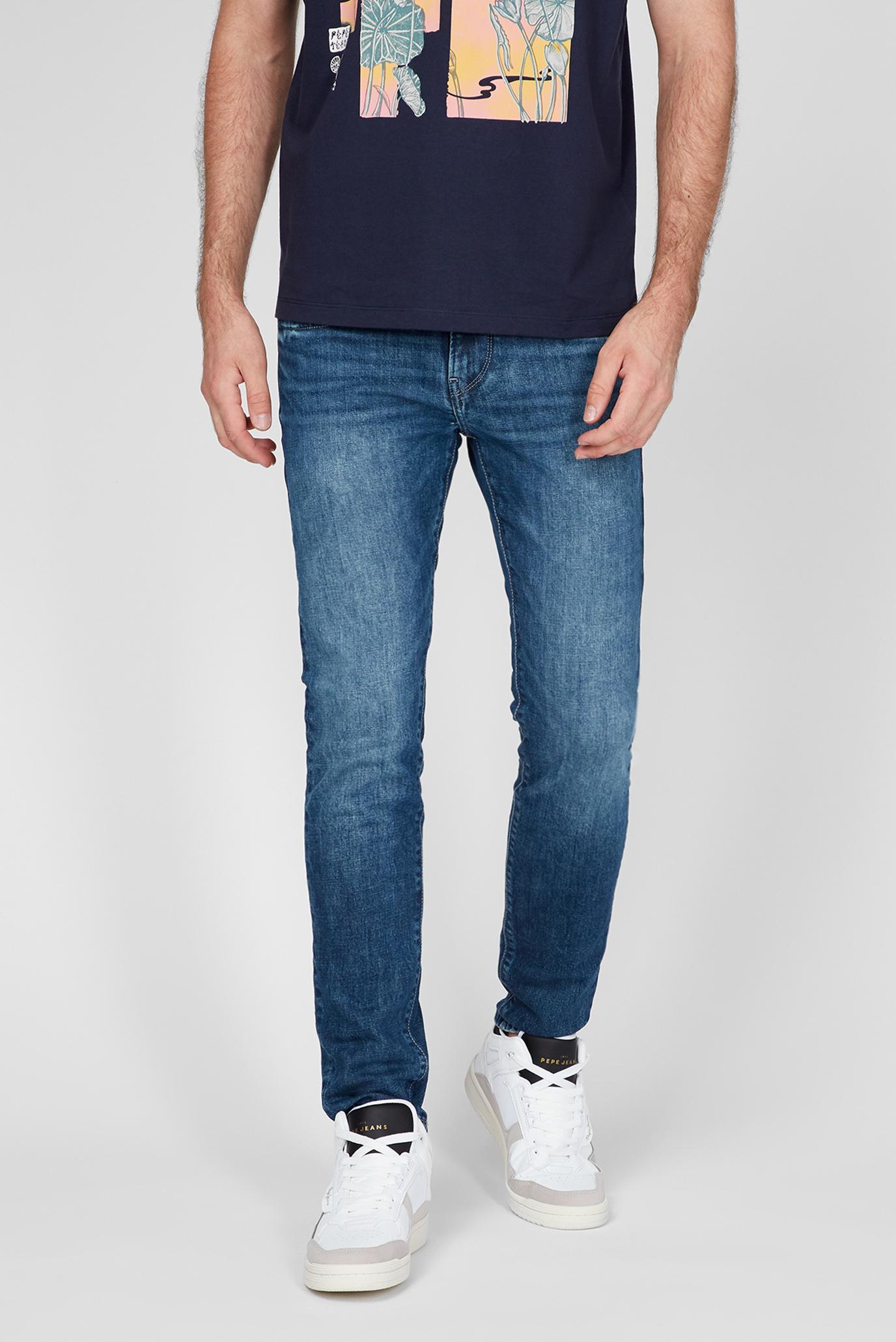 Чоловічі сині джинси HATCH 1