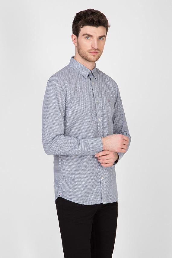 Мужская рубашка SLIM GEO FLORAL PRINT