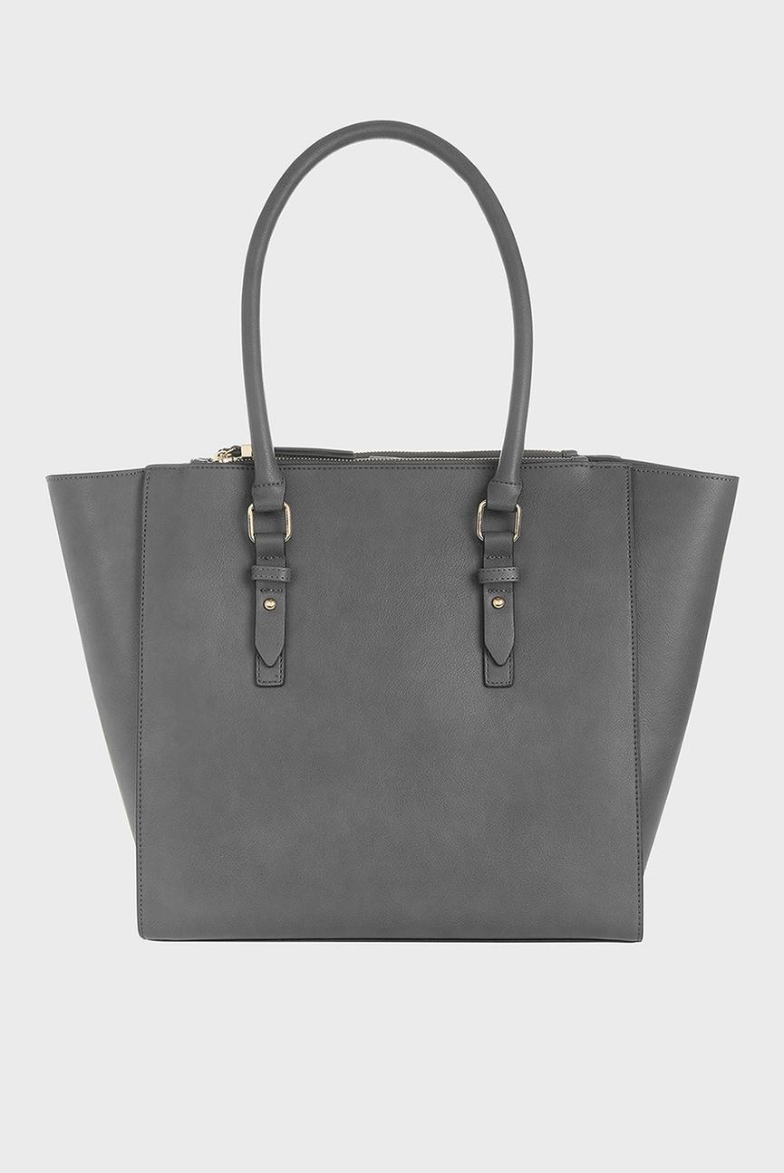 Женская темно-серая сумка на плечо BLAIR SHOULDER