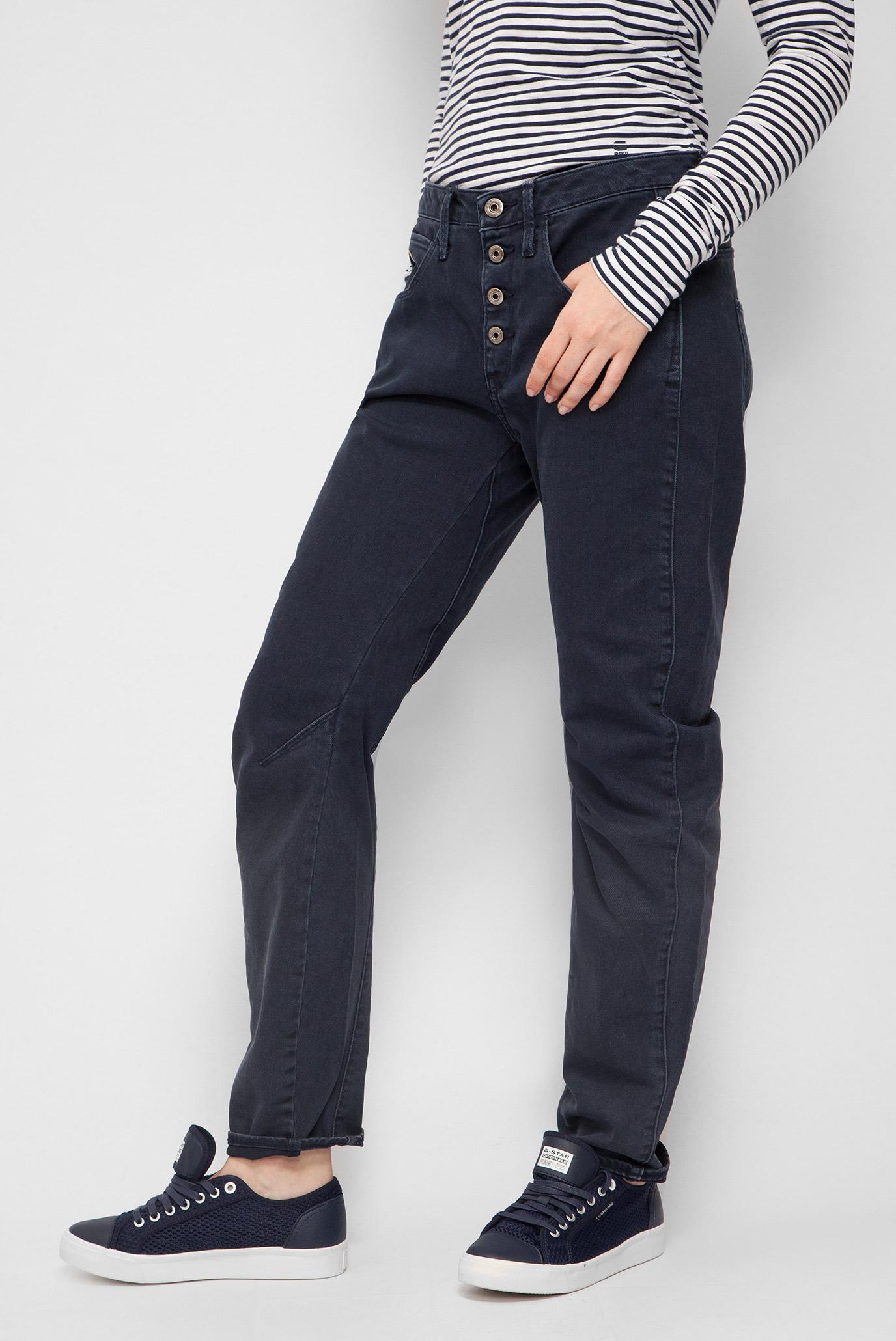 Купить Женские темно-синие джинсы New Arc 3D BTN Low Boyfriend G-Star RAW G-Star RAW D02120,7985 – Киев, Украина. Цены в интернет магазине MD Fashion
