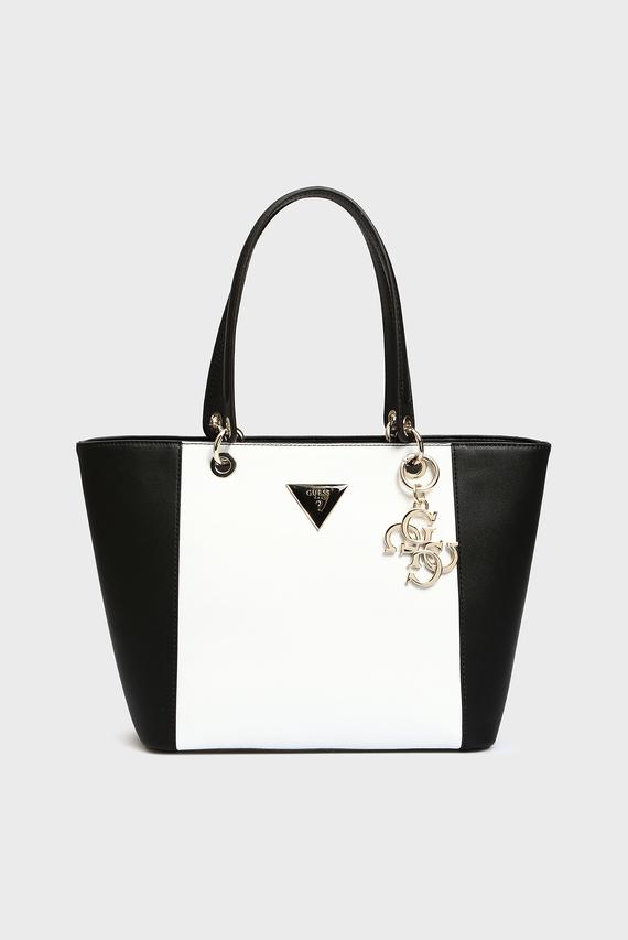 Женская белая сумка на плечо KAMRYN