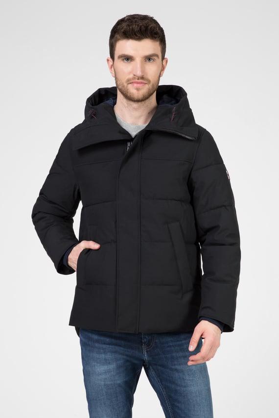 Мужская черная куртка HEAVY CANVAS