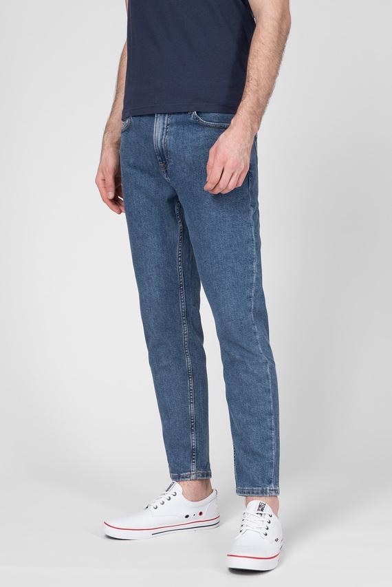 Мужские синие джинсы DAD JEAN