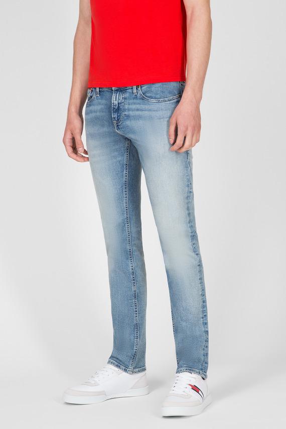 Чоловічі блакитні джинси SLIM SCANTON