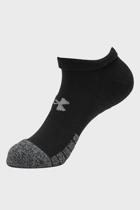 Черные спортивные носки (3 пары) UA Heatgear NS