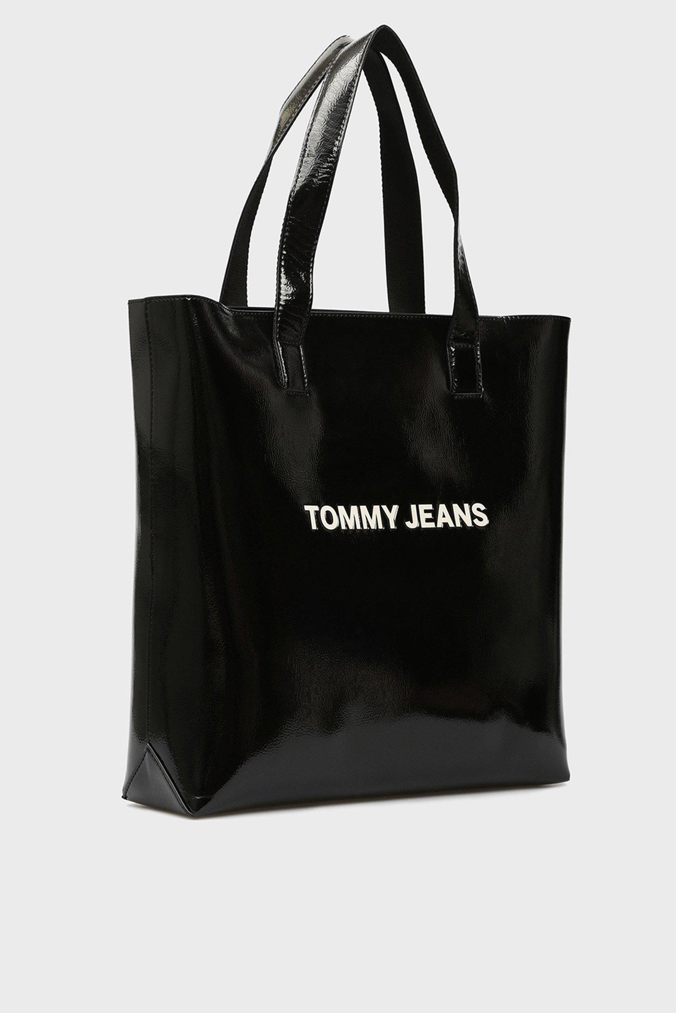 Женская черная сумка на плечо TJW MODERN Tommy Hilfiger
