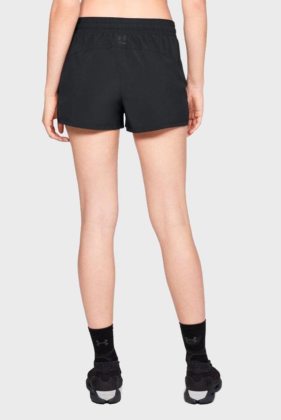 Женские черные шорты UA Perpetual Woven Shorts