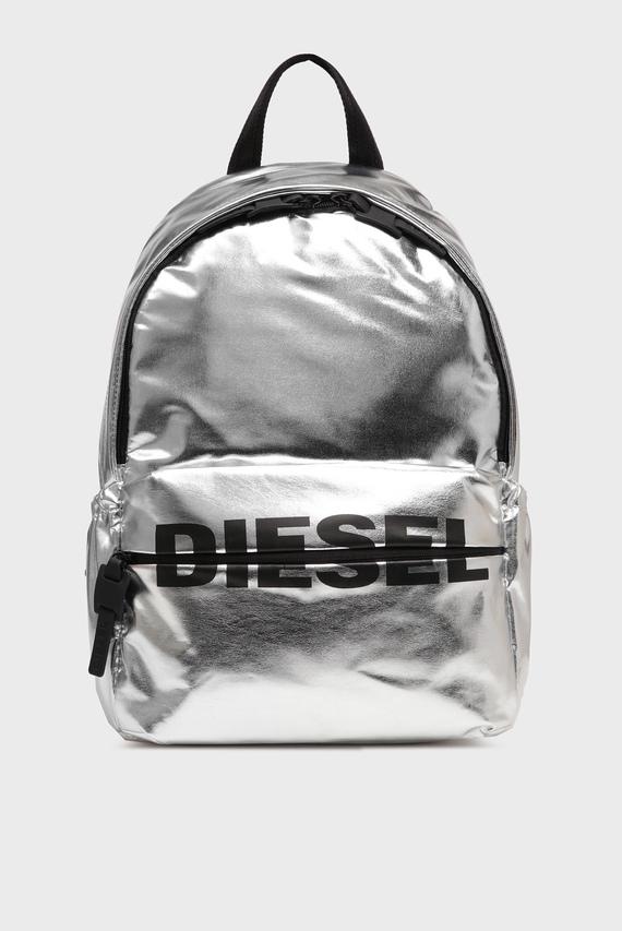 Женский серебристый рюкзак BOLDMESSAGE / F-BOLD