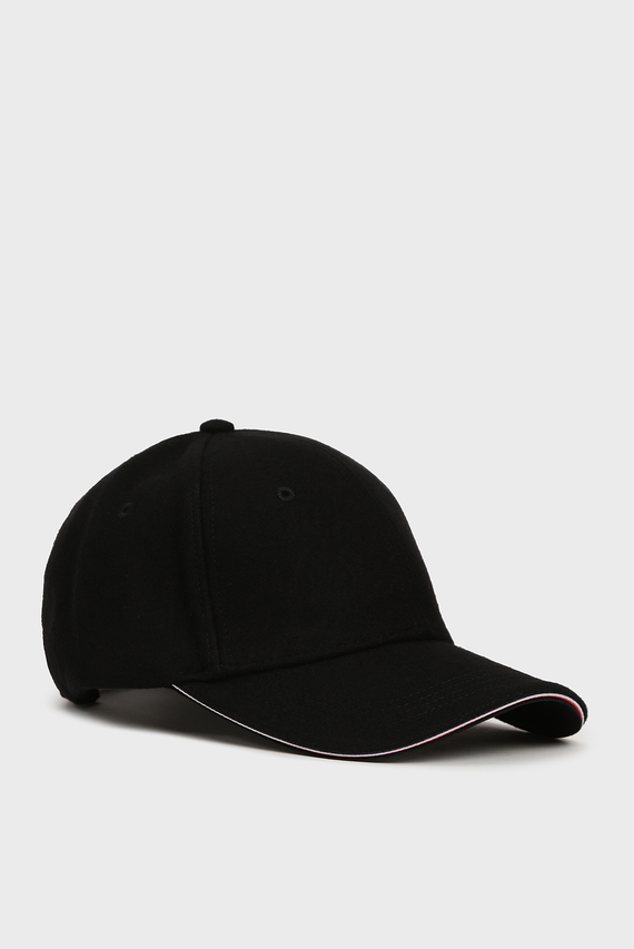 Мужская черная кепка ELEVATED CORPORATE