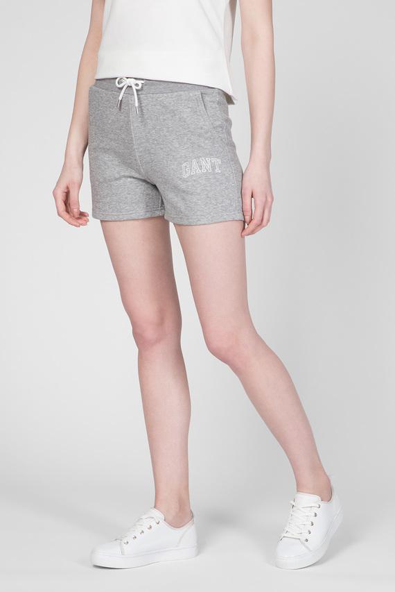 Женские серые шорты ARCH LOGO