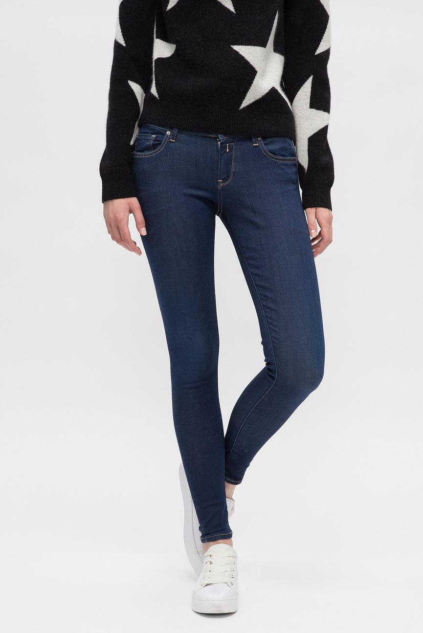 Женские темно-синие джинсы RAISSA